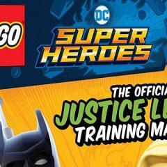LEGO Justice League Manual Minifigure Revealed