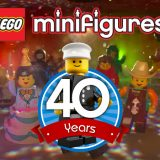 LEGO Minifigures  A Party In Every Pack