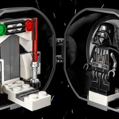 Last Day To Get LEGO Star Wars Vader Pod