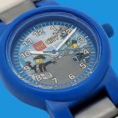 LEGO City Police Officer Buildable Watch Review