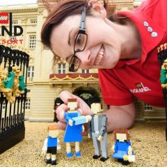 Royal Baby Arrives At LEGOLAND Windsor Miniland