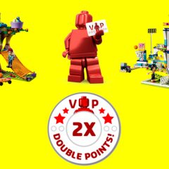 Double VIP Points On Selected LEGO Friends Sets