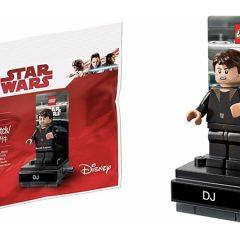 LEGO Star Wars DJ Minifigures Now At Tesco