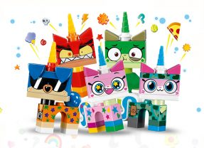 LEGO Unikitty! Sets & Collectibles Revealed