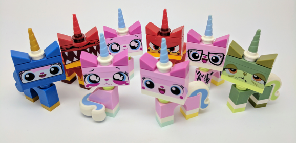 A Look At LEGO…. Unikitty