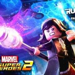 LEGO Marvel 2 Runaways DLC Official Details