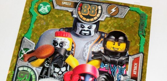 NINJAGO Limited Edition Card Alert – LE11