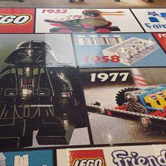 Fairy Bricks Builds Huge LEGO Mosaic