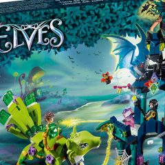 41194 Noctura's Tower & the Earth Fox Rescue Set Review
