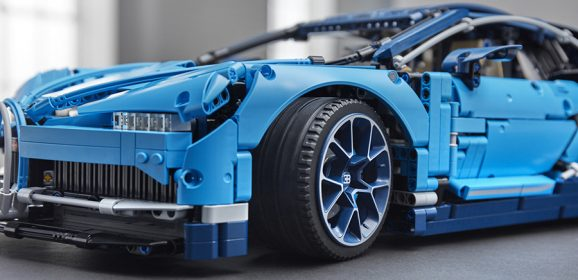 Save Over £100 On Technic Bugatti At Smyths