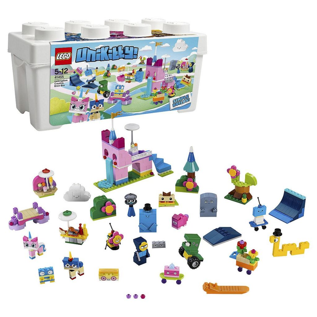 Unikitty Lego Set LEGO Unikitty! ...
