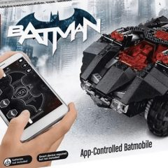 LEGO Batman App-controlled Batmobile Full Details