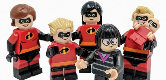 Incredibles Day: LEGO Juniors Sets Review Round-up