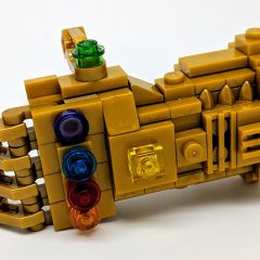 LEGO Treasures: The Infinity Gauntlet