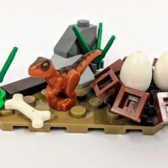 LEGO Jurassic World Magazine Out Now