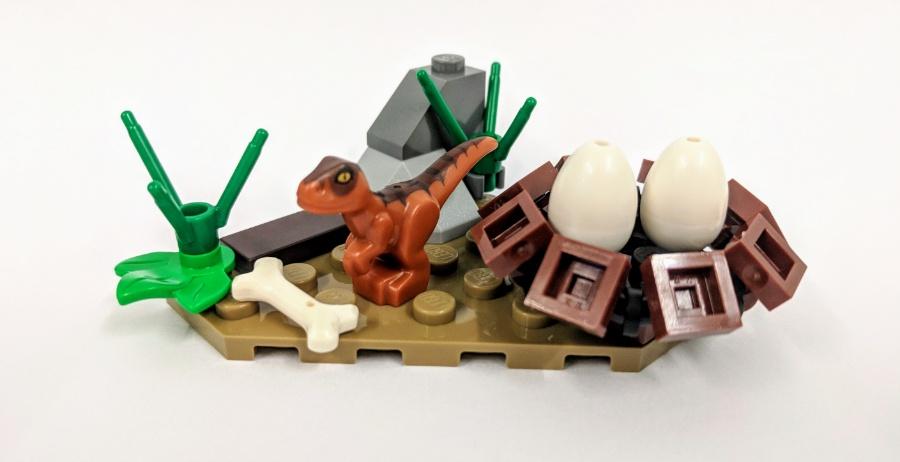 LEGO Jurassic World Magazine Out Now | BricksFanz