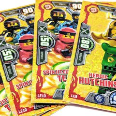 NINJAGO Series 3 Gold Cards Guide Updated
