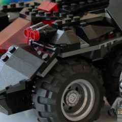 Supe Up Your Super Heroes With App-controlled Batmobile