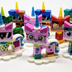 41175: LEGO Unikitty! Collectible Figures Review
