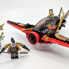 70650: Destiny's Wing LEGO NINJAGO Set Review