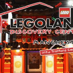 NINJAGO Days Come To LEGOLAND Discovery Manchester