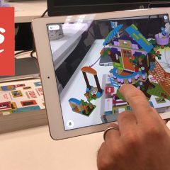 LEGO Sets Come To Life With Argos AR