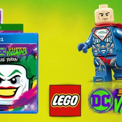 LEGO DC Super-Villains Exclusive Minifigure Details