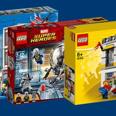 Multitude Of New LEGO Sets Now Available