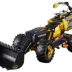LEGO Technic & Volvo Join Forces Once More