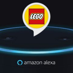 LEGO Partners With Amazon For Alexa Interactive Experience