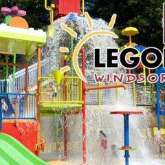 Splash & Play At LEGOLAND Windsor This Half Term