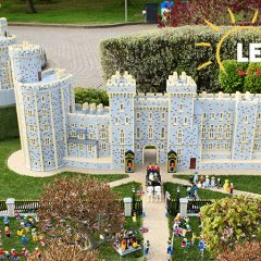 Royal Wedding Arrives At LEGOLAND Windsor