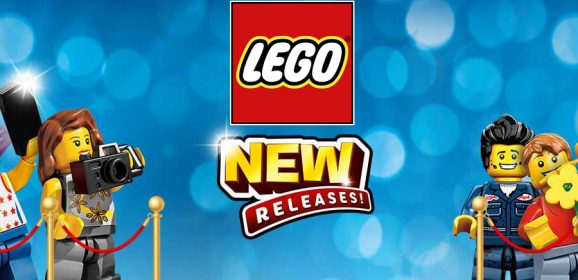New Summer LEGO Sets Now Available