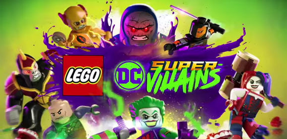 LEGO DC Super-Villains Launches This Week