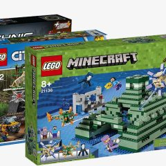 Up To 40% Off LEGO At Tesco Direct