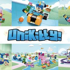 Tracking Down The LEGO Unikitty! Range