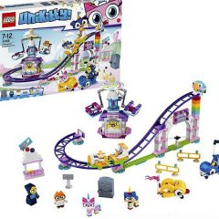 Unikitty! Fairground Rollercoaster Set Revealed