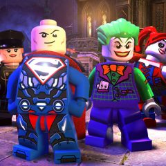 LEGO DC Super-Villains Gameplay Details