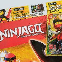 NINJAGO Limited Edition Card Alert – LE13
