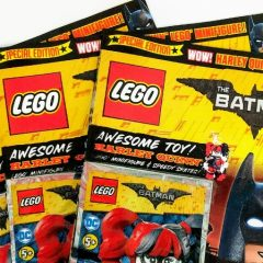New LEGO Batman Movie Magazine Out Now