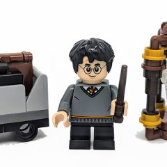 30407: Harry's Journey To Hogwarts Set Review