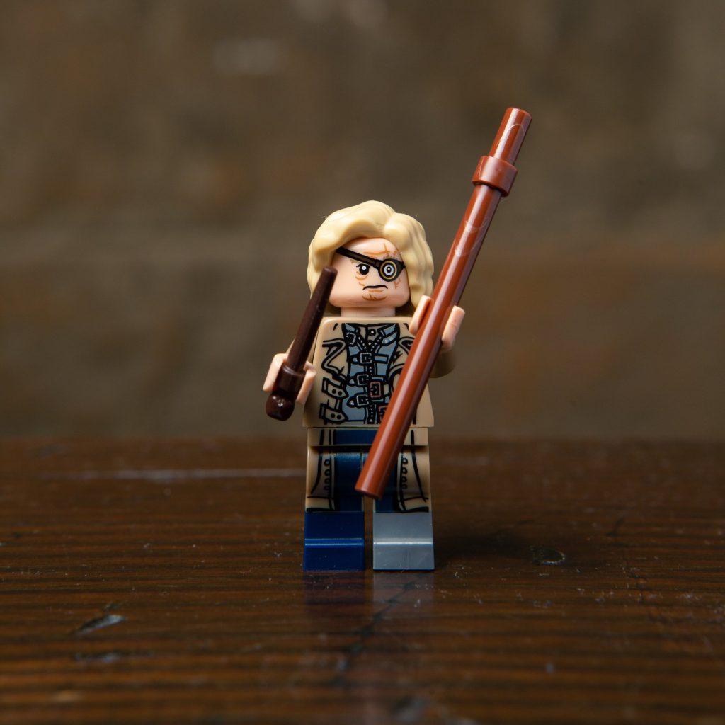 CHASE FIGURE HARRY POTTER LEGO MINIFIGURE 1 PER BOX PERCIVAL GRAVES