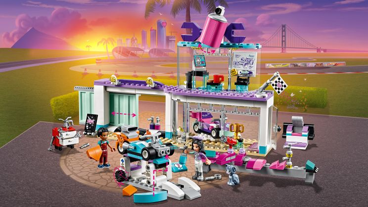 Get Ready To Race With New Lego Friends Sets Bricksfanz