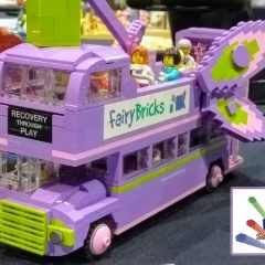 Amazing MOCs: The Fairy Bricks Bus