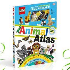 LEGO Animal Atlas Publishes Today
