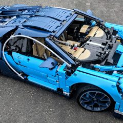 42083: Bugatti Chiron Technic Set Review