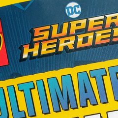 LEGO DC Comics Super Heroes Ultimate Quiz Book Review