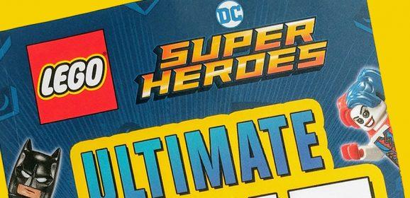 LEGO DC Comics Super Heroes Ultimate Quiz Book Review