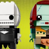 Nightmare Before Christmas BrickHeadz Revealed