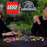 The Jurassic World Cast Build With LEGO